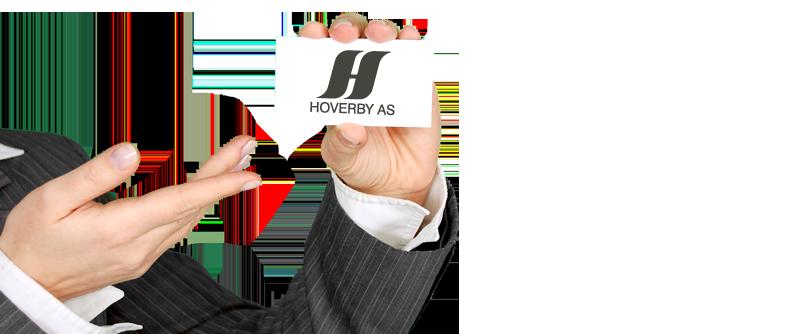 Hvem er Hoverby A/S